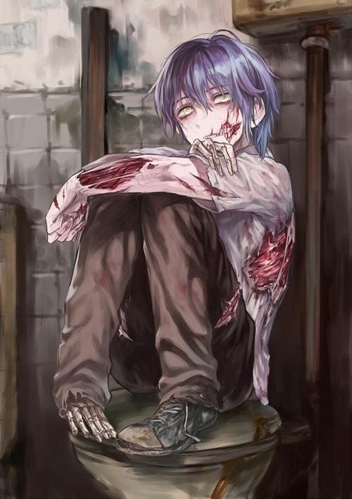 Hito Hito No Mi Model: Zombie