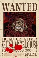 Bloodbeard Wanted Poster