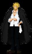 Daisuke - Silver Watch & Necklace