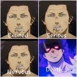 Shinzui Personality 2