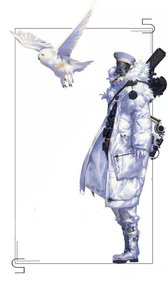 Admiral Snow