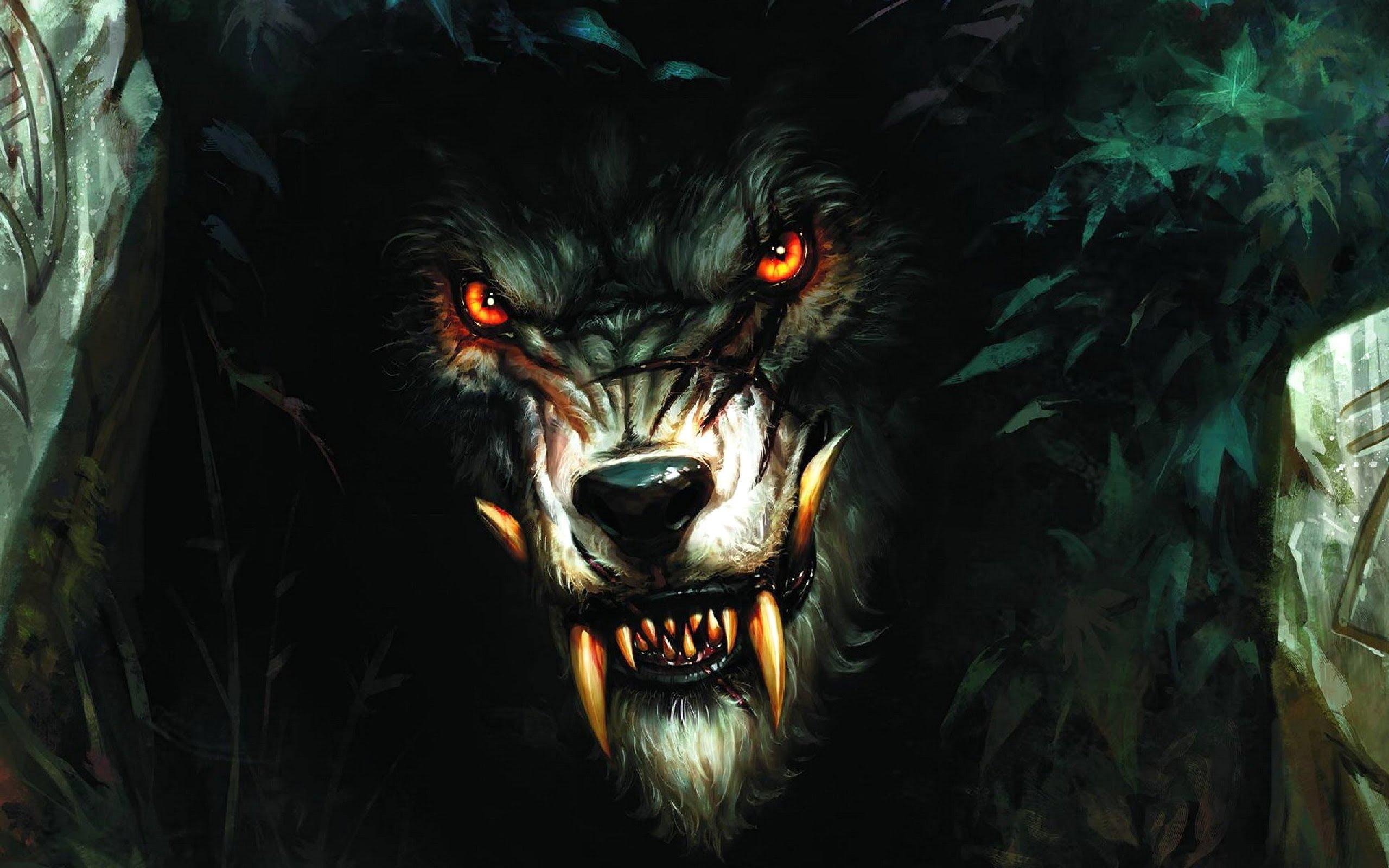 Inu Inu no Mi Model: Werewolf
