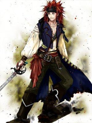 """John """"the Sparrow"""" Roberts"""