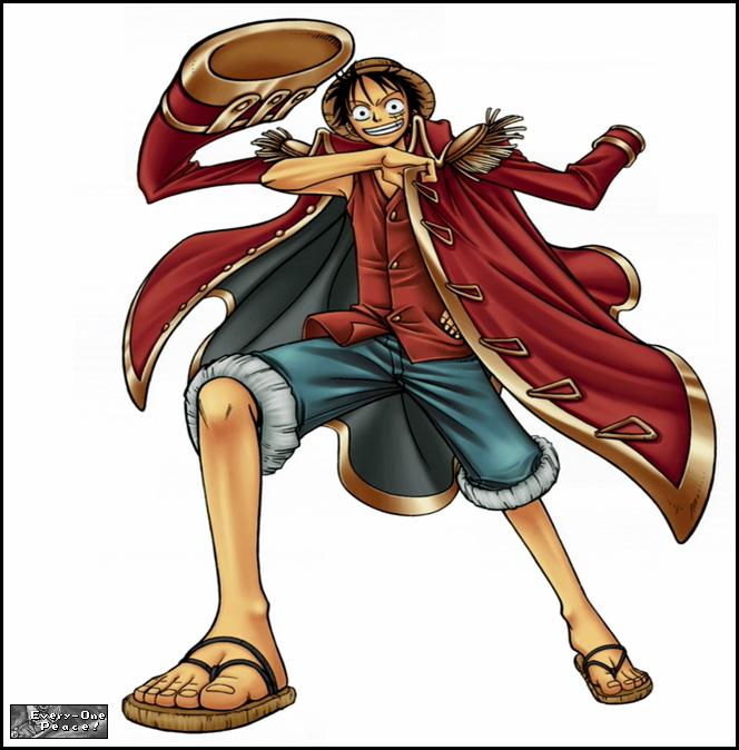 Monkey D. Luffy, Jr.