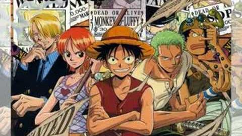 One Piece- We Are! (Strawhat version) sing along