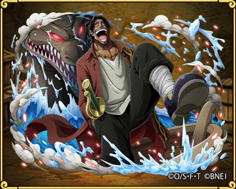 Higuma Leader Of The Mountain Bandits One Piece Treasure Cruise Wiki Fandom