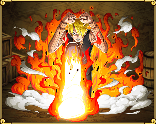 Sanji Diable Jambe One Piece Treasure Cruise Wiki Fandom