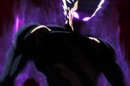 Garou's evil aura - S2E21