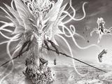 Héroes vs. Psykos y Orochi