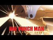 ONE PUNCH MAN- A HERO NOBODY KNOWS - Announcement Trailer - PS4, X1, PC