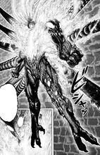 Forma humanoide de Orochi