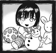Fubuki as a child - C137