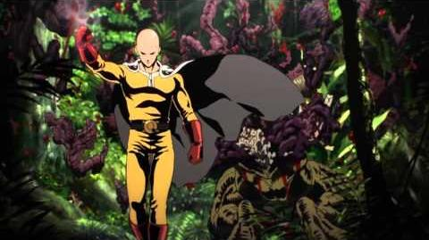 One Punch Man - Official Opening - The Hero!! Set Fire to the Furious Fist