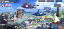 Road to Hero map