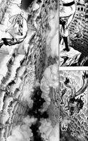 Disparition d'Orochi dans les tréfonds du nid des monstres