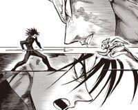 Stinger VS Garoh