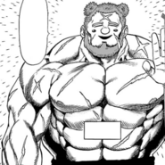 Хамукичи Человек, манга