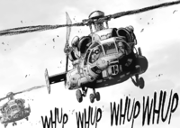 Hero association helicopters