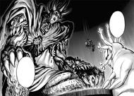 Gyoro Gyoro and Monster King Orochi