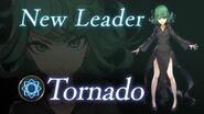 Shadowverse One-Punch Man Leader Tornado