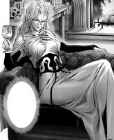 Psykos Appearence Manga