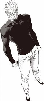 Bang's Fullbody Manga