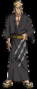 TS King Kimono