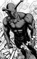 Vaccine-man (manga)