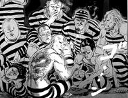Преступники, манга