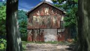 Garou's hideout - S2E22