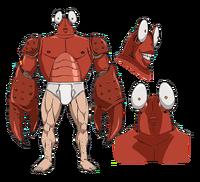Artwork Crabotaure, saison 1
