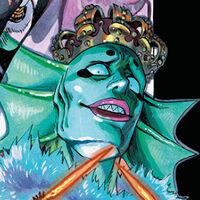 Deep Sea King Manga Colors