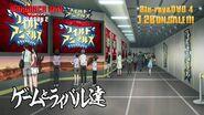 『ワンパンマン』第2期 Blu-ray & DVD 4 収録OVA 2 04「ゲームとライバル達」冒頭映像