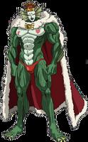 Deep Sea King Anime Profile