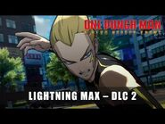 ONE PUNCH MAN- A HERO NOBODY KNOWS - Lightning Max DLC 2