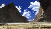 Сайтама уничтожил гору.png