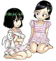 Zenko et la fille au doudou en maillots de bain (tome 21)
