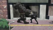 Gorila Blindado vs Genos