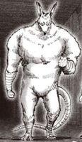 Super-mouse vu en entier dans le manga