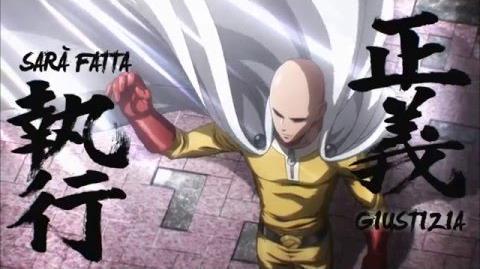 One Punch Man (Trailer)