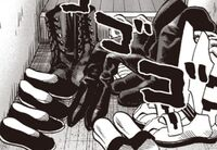 Chaussures de tout le monde