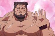 Хамукичи Человек, аниме