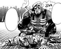 Heavy Kong vaincu par Colonel Gorille