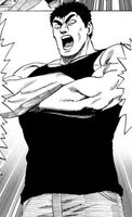 Blackhole Marcel du manga