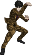 Sneck (Biting Snake Fist) (A Hero Nobody Knows)