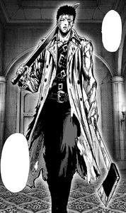 Zombieman cuerpo completo