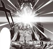 Saitama vs Rover