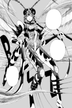 Mosquito Girl full appearance