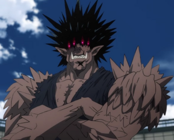 A (monstre)