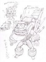Schéma de Super Custom par Murata